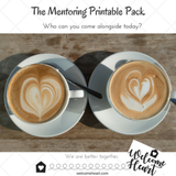 The Mentoring Printable Pack