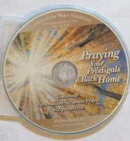 Praying Your Prodigals Back Home CD