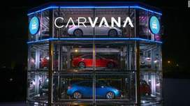 Random thoughts: God doesn't belong in a Carvana vending machine