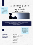 A Sobering Look at Domestic Violence