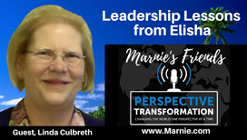 LEADERSHIP LESSONS FROM ELISHA
