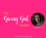 Giving Gal Gazette