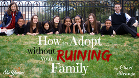 YouVersion 12-Day Reading Plan: How to Adopt Without Ruining Your Family
