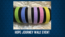 Testimonies from a Hope Journey Walk Event