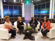 Interview with Julie & Friends on TCT Television Network