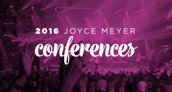 Joyce Meyer Conference, Phoenix, AZ