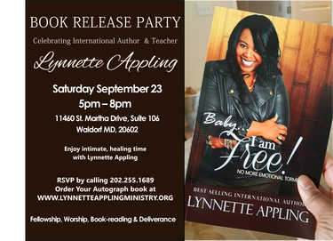 Lynnette Appling's Book Release Party