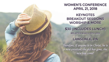 Behold Women's Conference