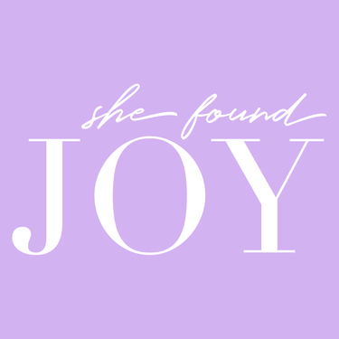 She Found Joy