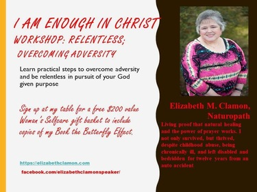 I Am Enough in Christ Conference