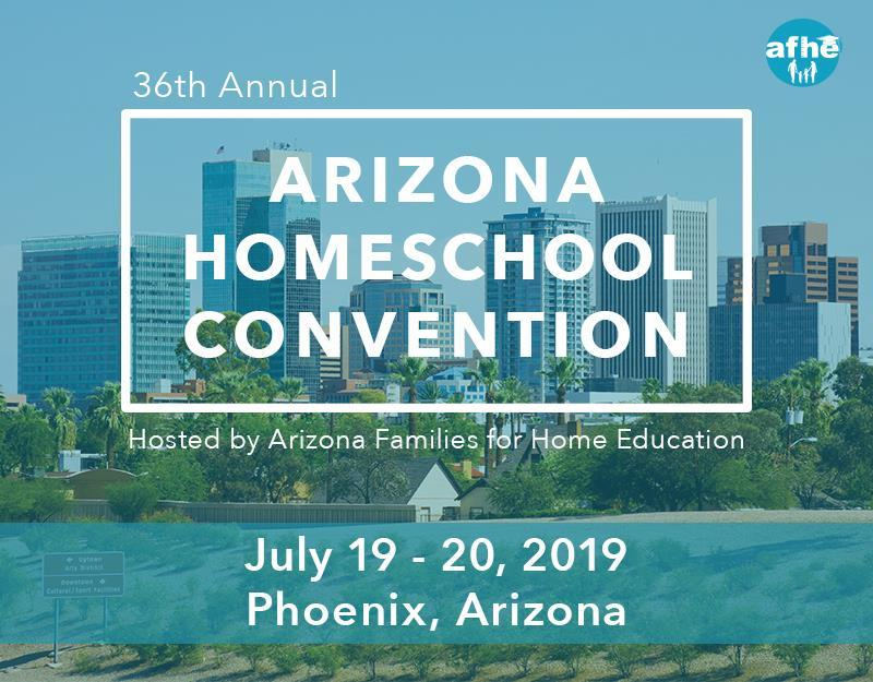 2019 AFHE Homeschool Convention