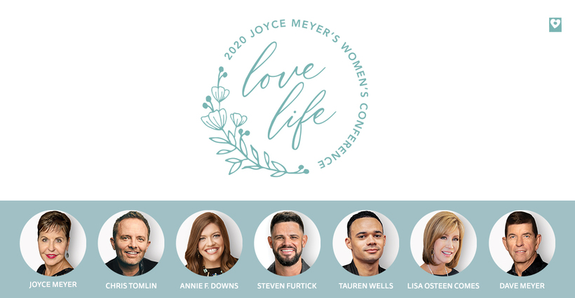 Love Life Women's Conference 2020 - Atlanta, GA