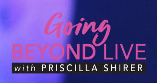 Going Beyond Live with Priscilla Shirer - Memphis