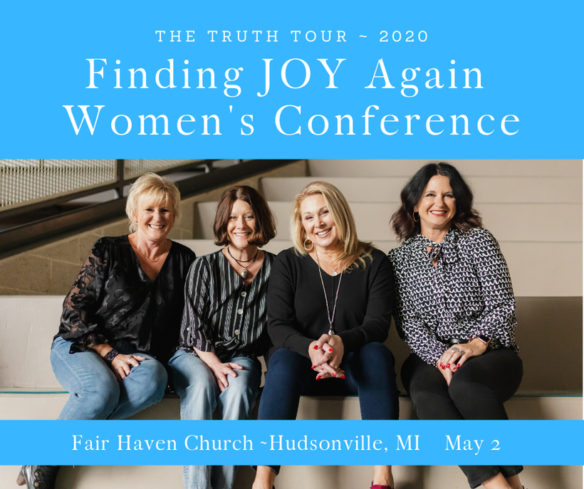 The Truth Tour - Finding Joy Again