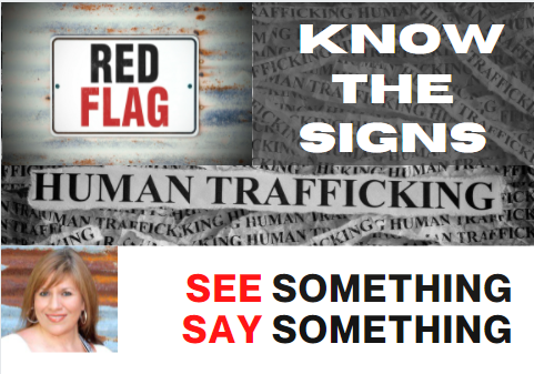 Red Flags: Know The Signs of Human Trafficking